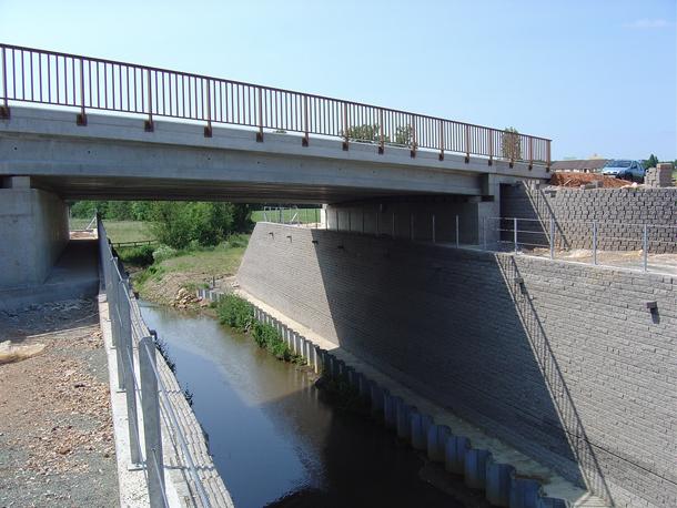 Muri di sostegno ecologici - Leromur